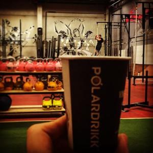 kaffe beger trening