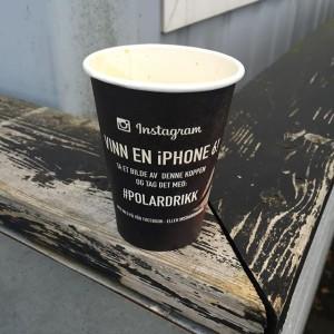 polardrikk kaffebeger noter