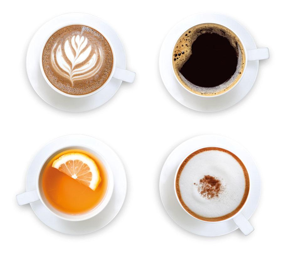 Skreddersøm kaffekopper
