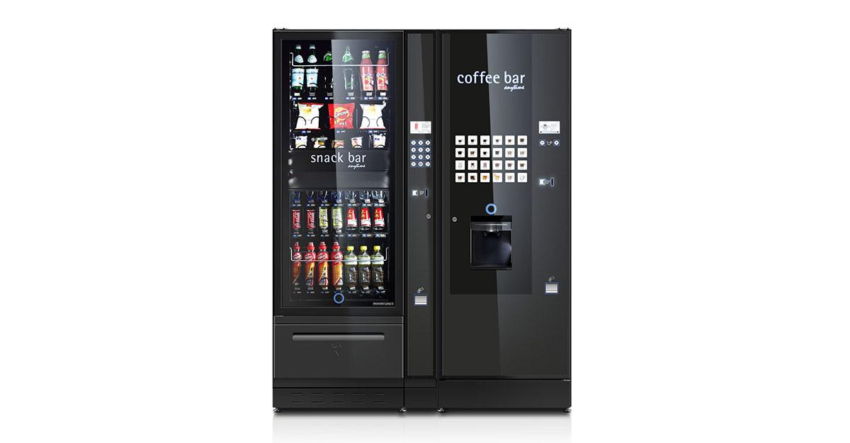 Luce Kombi kaffemaskin