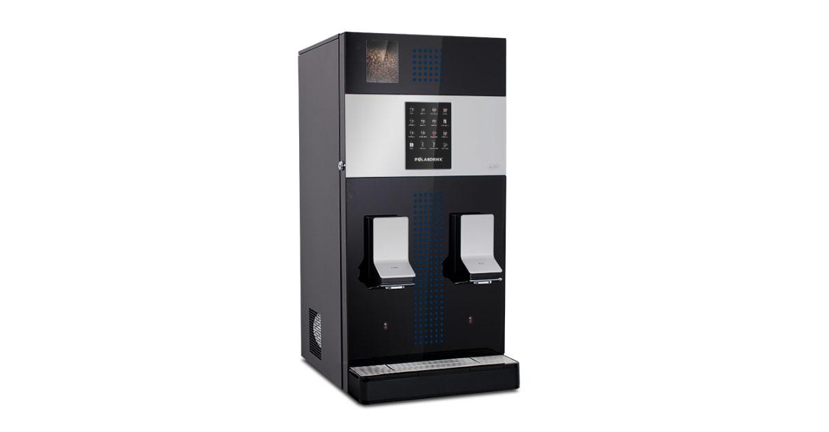 kaffemaskin bedrift