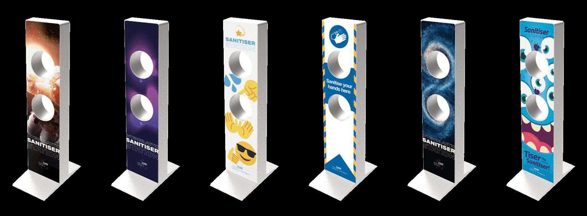 Polar Duo Spritdispenser - Eget design