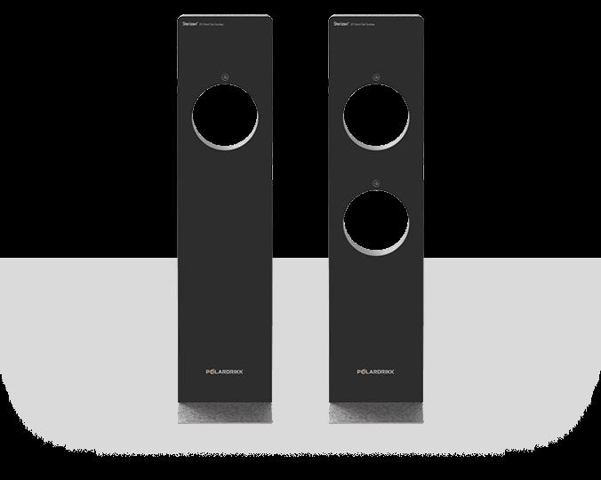 Polar X4 og X5 design spritdispenser