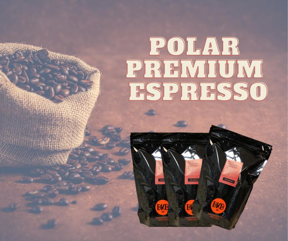 Kaffe fra Bergen Kaffebrenneri
